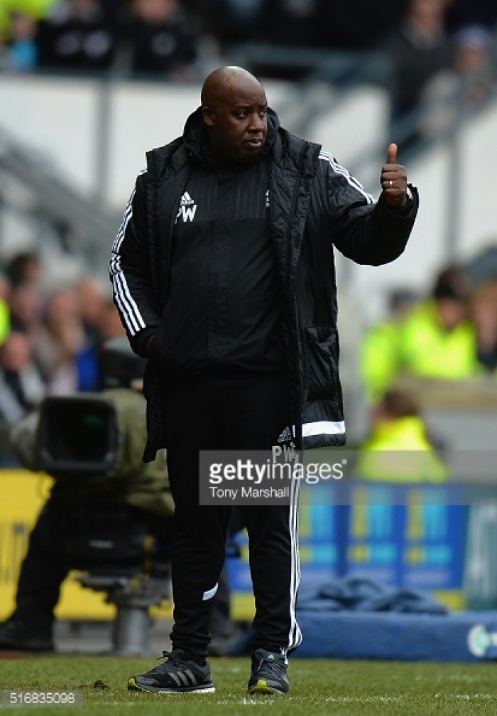 Paul Williams confirmed as new Swansea City assistant manager