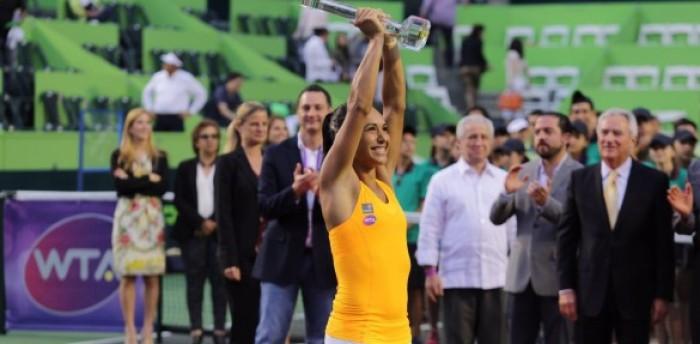 WTA Monterrey: Heather Watson Battles To Win Third WTA Title