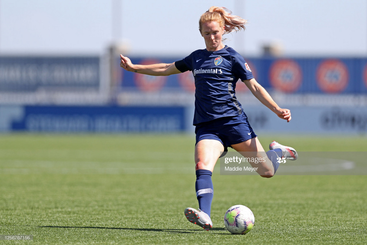 USWNT midfielder Sam Mewis joins Manchester City