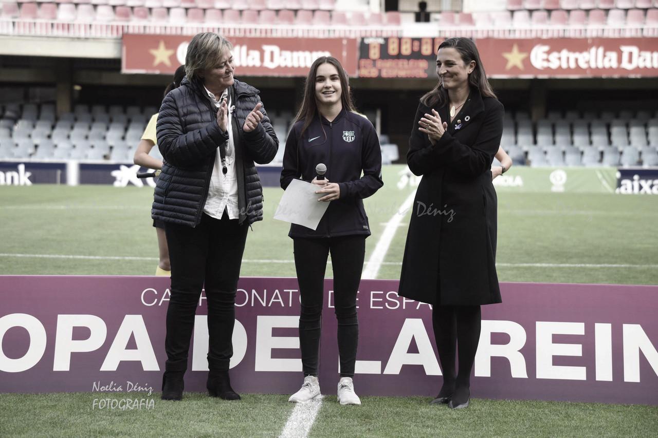 Seis azulgranas en la convocatoria de la Sub-16 Femenina para el Torneo de Desarrollo