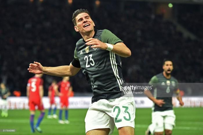 Oficial: Mário Gómez no Wolfsburg