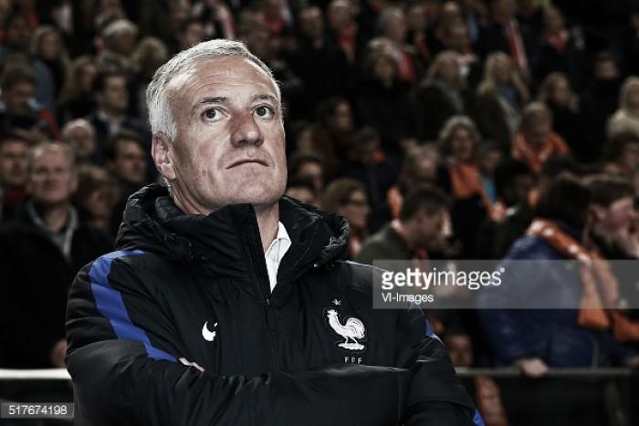 Euro 2016 : O rx dos técnicos - Didier Deschamps