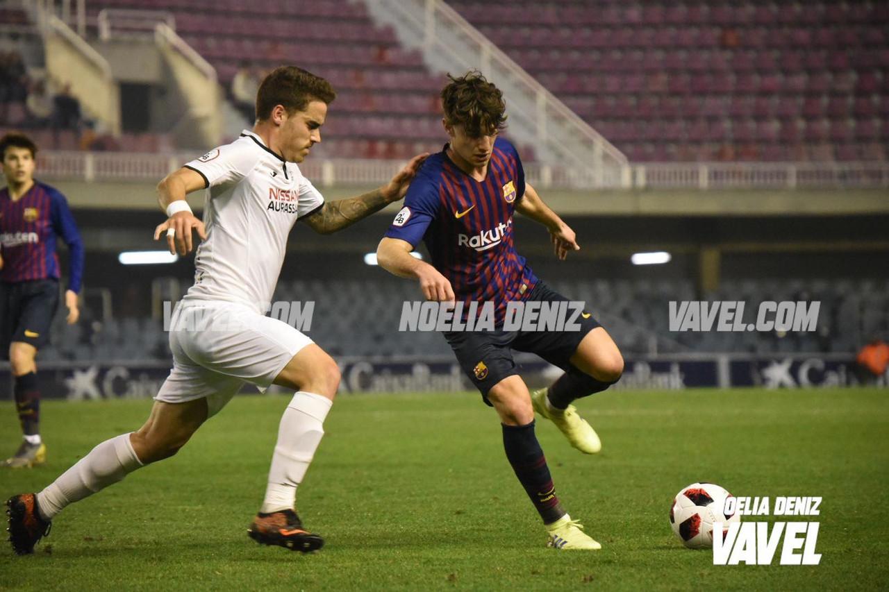 El Barça B se impone al Zhejiang