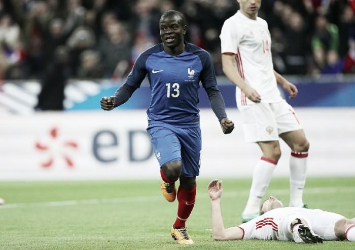 Com presença de Kanté e ausência de Ben Arfa, França é convocada para Eurocopa