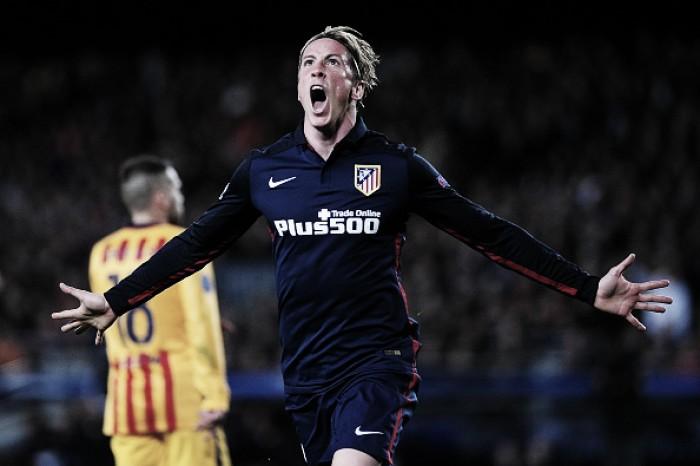 Fernando Torres estende seu contrato com Atlético de Madrid por mais uma temporada
