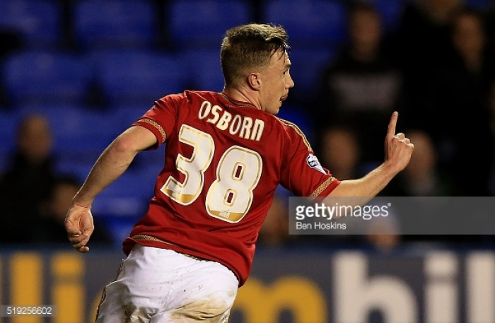 Nottingham Forest 1-0 Bristol City: Superb Osborn free ...
