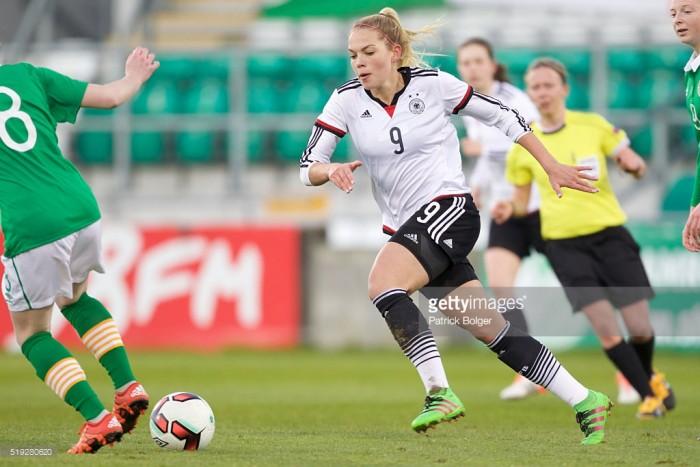 Nina Ehegötz swaps Leverkusen for Potsdam