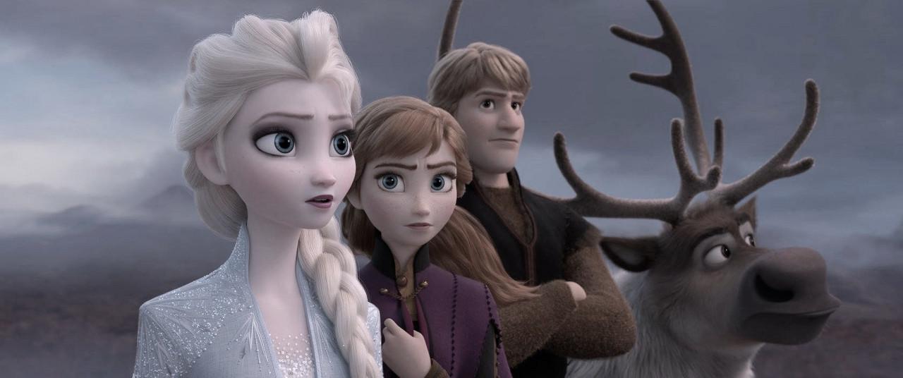 Elsa vuelve más fuerte que nunca en el nuevo tráiler de Frozen 2