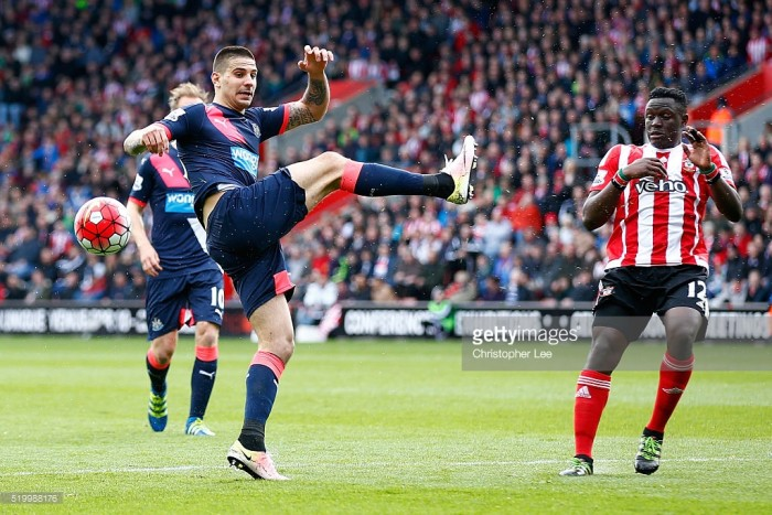 Southampton targeting Newcastle United outcast Aleksandar Mitrović in potential January swoop