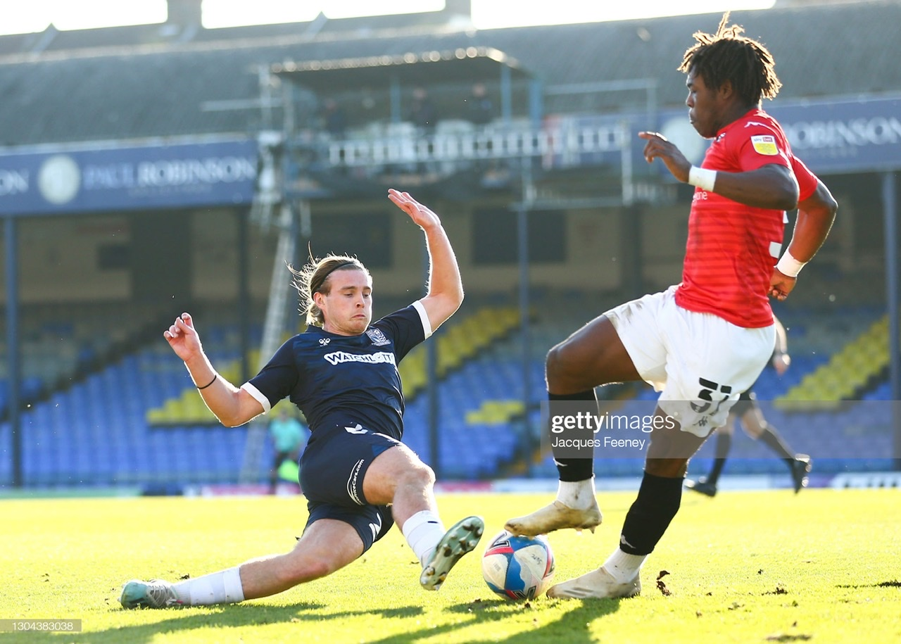 Southend United 0-0 Salford City: Points shared on Rangers return