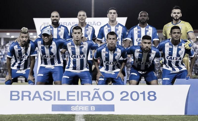 Buscando garantir acesso, CSA recebe Atlético-GO