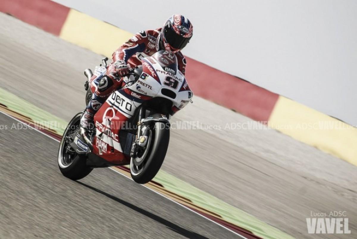 MotoGP: Petrucci rifiuta l'opzione Ducati 2020