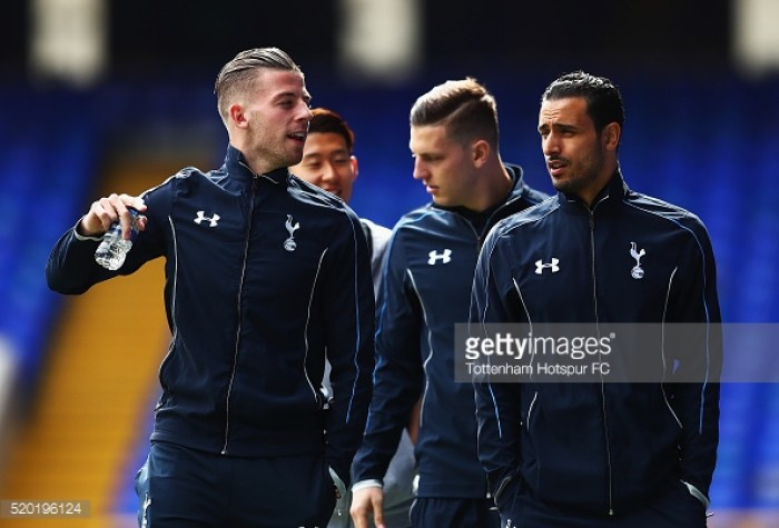 Toby Alderweireld: Belgium teammate Chadli was unlucky at Spurs