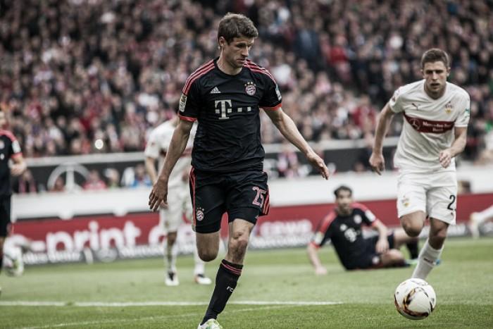 Diante do líder Bayern, Stuttgart busca encerrar ano com desempenho satisfatório