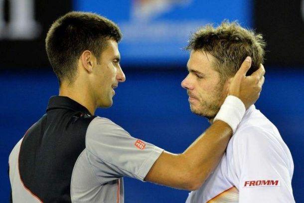 ATP Finals Gr A : Djokovic et Wawrinka en démonstration