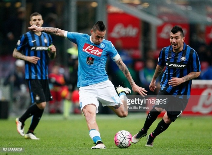 Napoli vs Inter Milan Preview: Partenopei and Nerazzurri face off in battle for European places