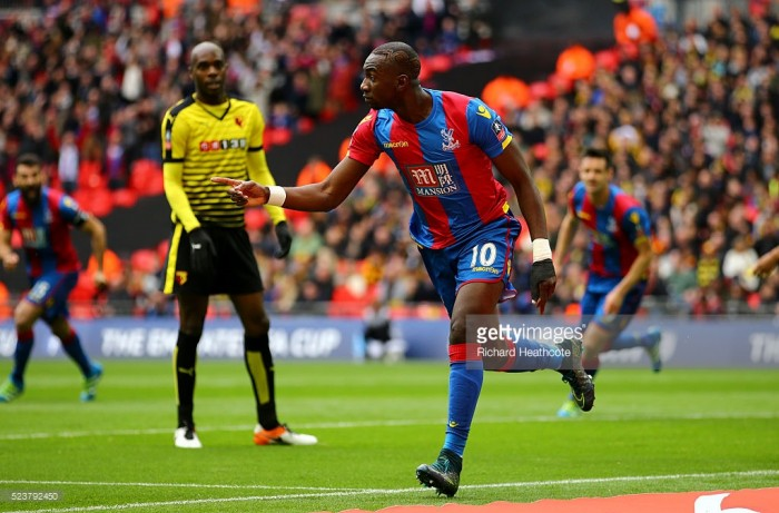 No backlash aimed at Benteke - Crystal Palace's Schlupp
