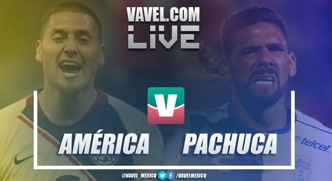 Resumen y goles América 5 - 2 Pachuca en Copa MX