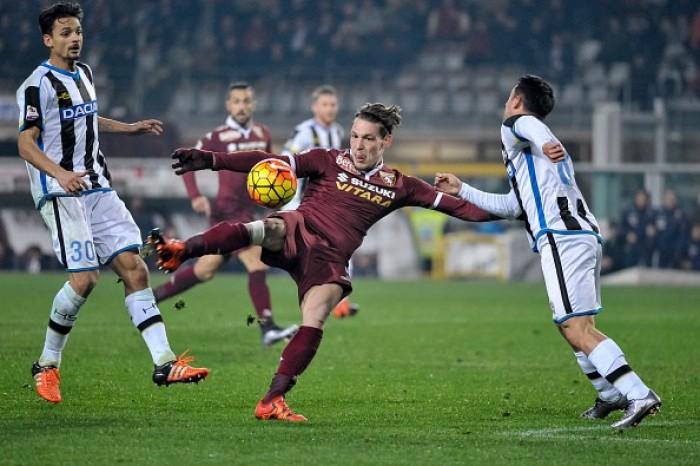 Udinese a caccia del tris, il Torino vuole riscattarsi subito