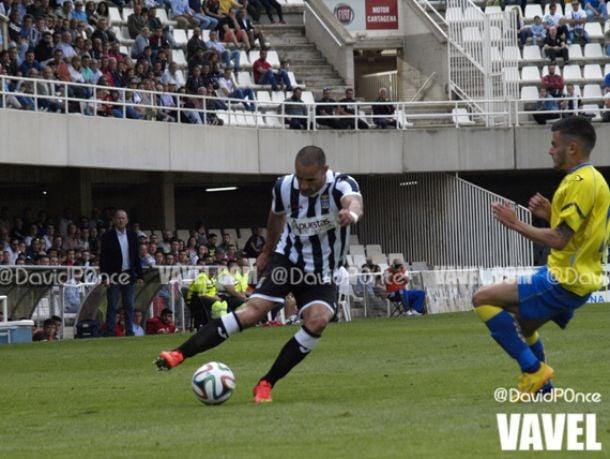 'MVP VAVEL' del Cartagena 0-0 Las Palmas Atlético: Juan Carlos Ceballos