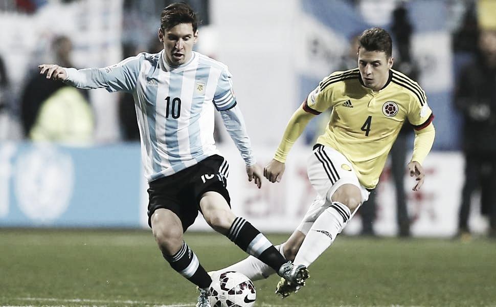 Gols e melhores momentos Argentina 0x2 Colômbia pela Copa América