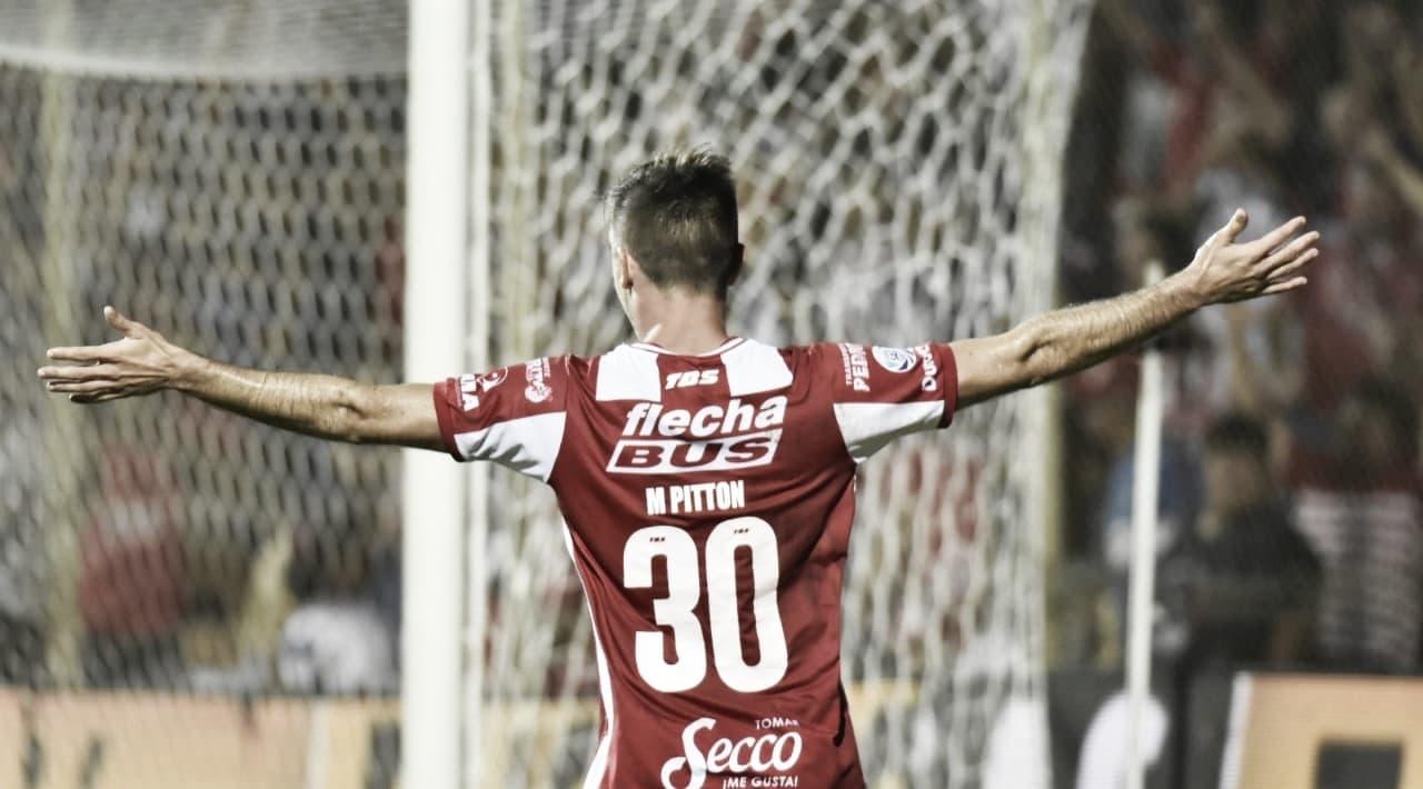 Atlético Tucumán tocó fondo en Santa Fe