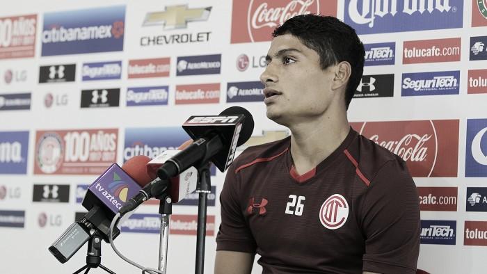 Toluca y Necaxa repartieron puntos en duelo de chilenos