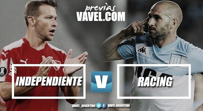 Previa Independiente - Racing Club: por todo al clásico de Avellaneda