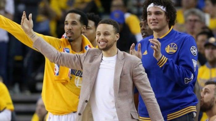 """NBA, parla Curry: """"Voglio tornare per gara-3"""""""