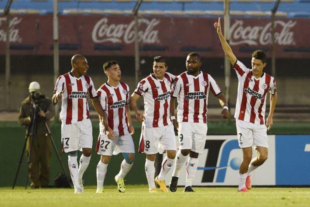 Se llenó de goles: River Plate 4:0 Peñarol