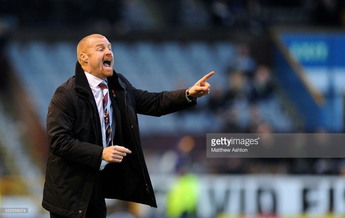 Everton To Make Approach For Burnley Manager Sean Dyche