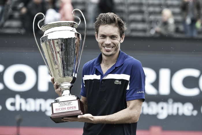 ATP s-Hertogenbosch: Nicolas Mahut successfully defends title