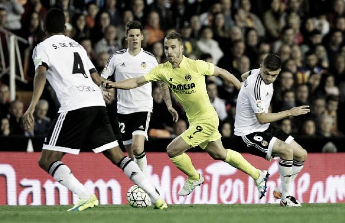 Villarreal vence Valencia fora de casa e garante classificação aos playoffs da Champions