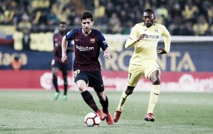 Suárez marca no fim e garante empate do Barcelona contra Villarreal pela La Liga