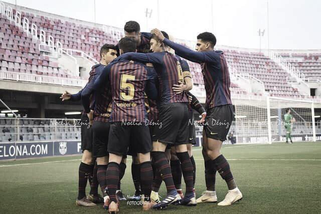 Dos horariosdel Barcelona B confirmados