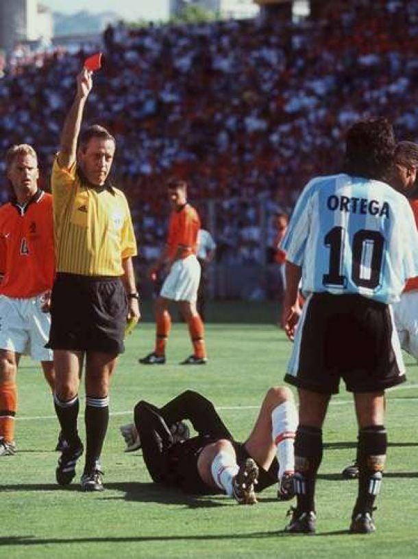 Francia 1998: Argentina - Holanda, una irresponsabilidad que costó caro