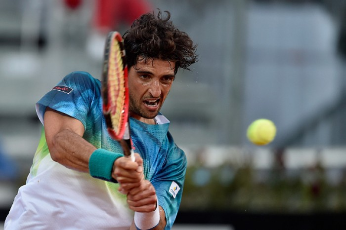 Bellucci vence Nicolas Mahut e vai enfrentar Djokovic em Roma