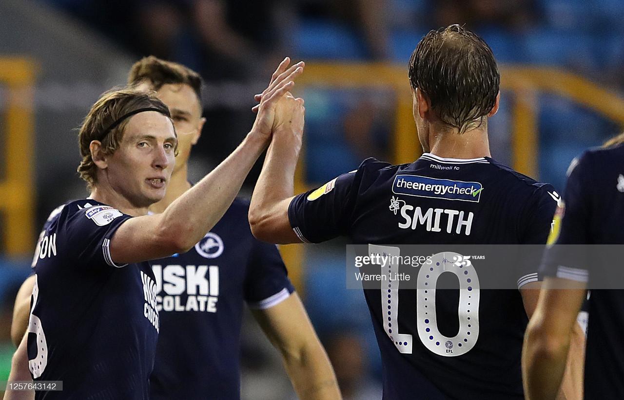 Millwall 4-1 Huddersfield Town: Lions maul lacklustre Terriers