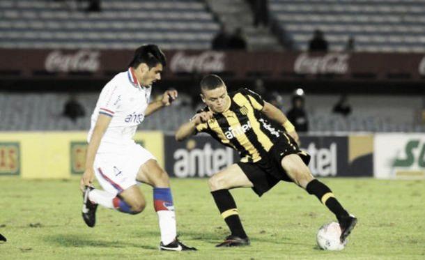 Resultado Nacional - Peñarol por la Copa Antel 2014 (1-0)