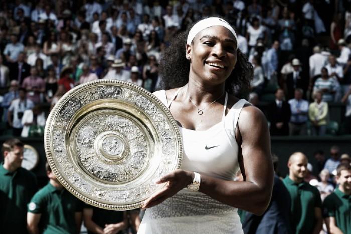 Wimbledon 2016: Serena Williams segue na busca por seu primeiro título de Grand Slam em 2016