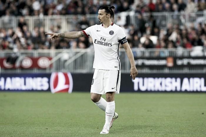 """Ibrahimovic anuncia saída do PSG: """"Cheguei como um rei e saio como uma lenda"""""""