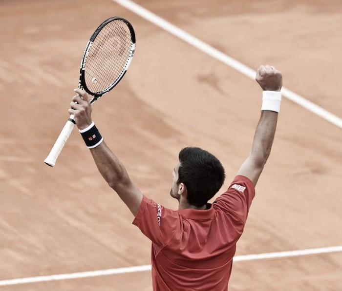 Djokovic vence Nadal e avança às semifinais do Masters 1000 de Roma