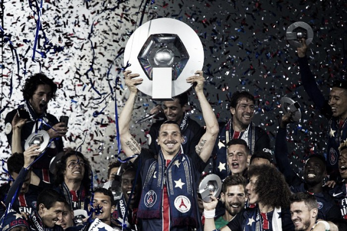 PSG quebra recordes na conquista do tetracampeonato da Ligue 1