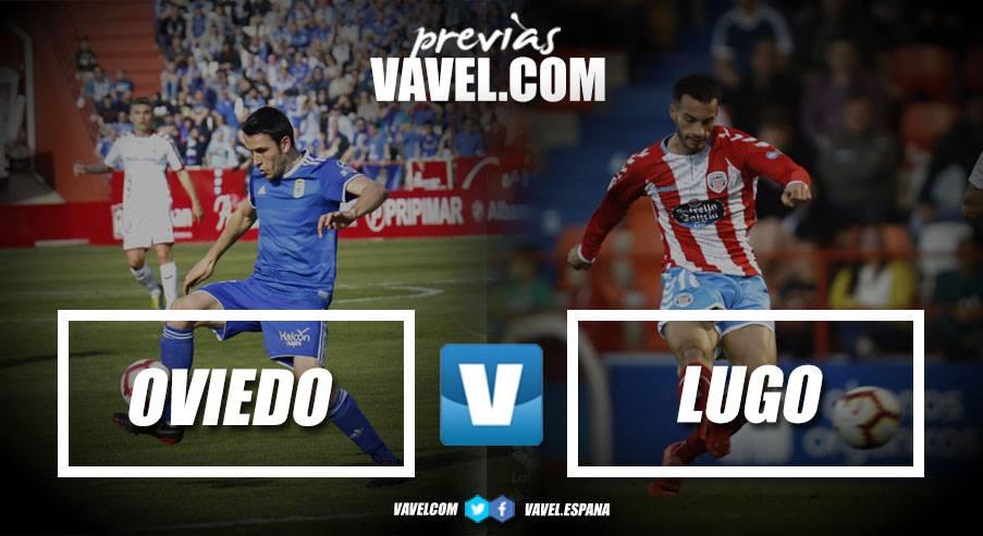 Previa Real Oviedo-CD Lugo: prueba de fuego para ambos contendientes
