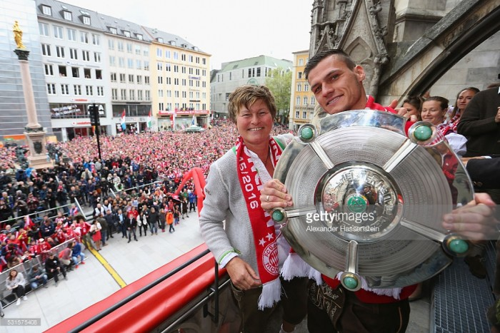 Thomas Wörle to extend his spell with Bayern Munich