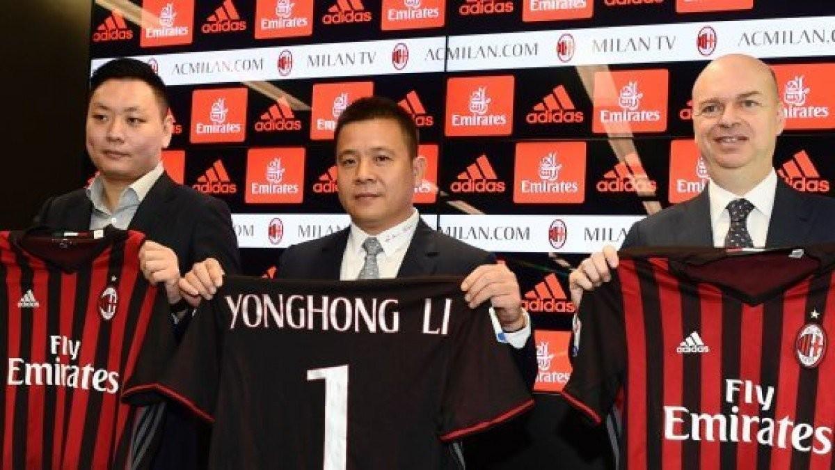 Milan, i 10 milioni sono in arrivo: Yonghong Li c'è