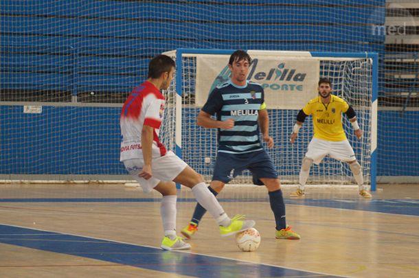 Resumen de la quinta jornada de la Segunda División de la LNFS