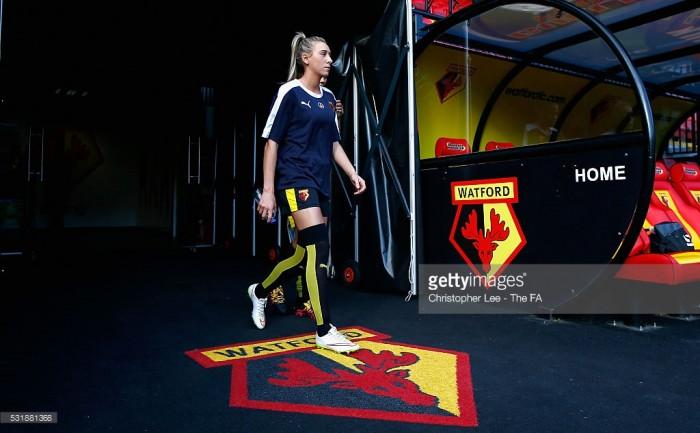 Millwall 2-1 Watford: Charlotte Kerr looks towards a strong finish