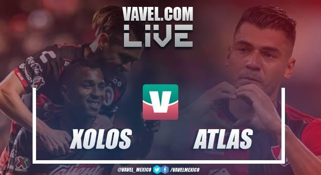 Resumen y goles del Xolos 3-1 Atlas en Liga MX 2019