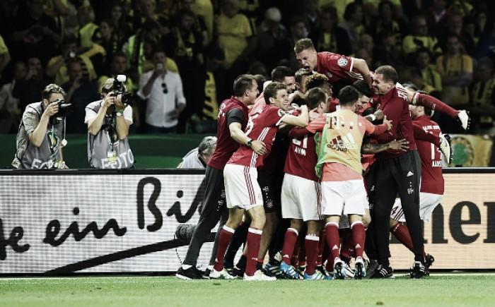 Bayern de Munique vence Borussia Dortmund nos pênaltis e conquista DFB Pokal no adeus de Guardiola